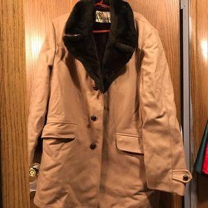 EUC Vintage Men's Wool Blend Coat